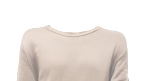 Polypropylene Thermal Crew Neck, Color: Desert Sand